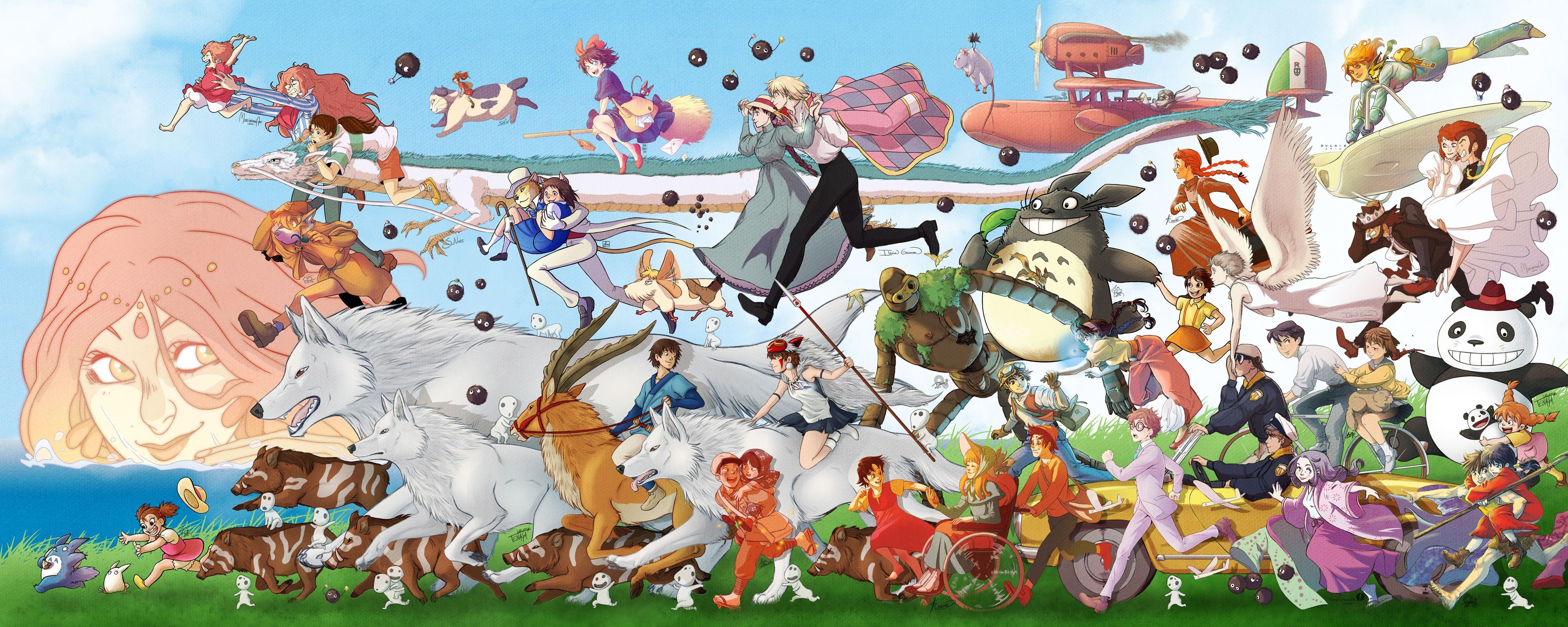 animation japonaise jeux