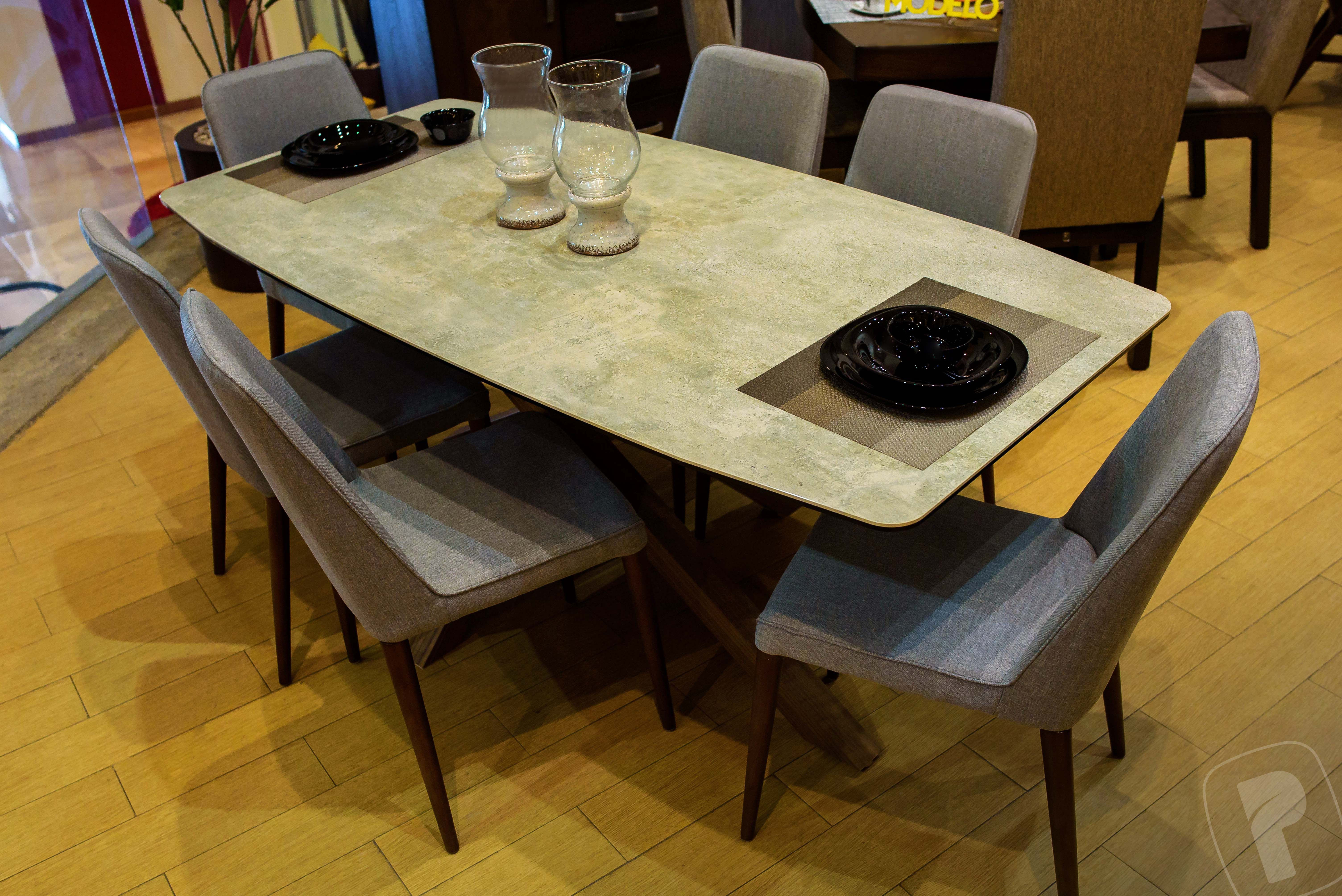 Coprisedie Thonet ~ Mesa cer wlan dining 67446 y silla dining chair 67447 comedores