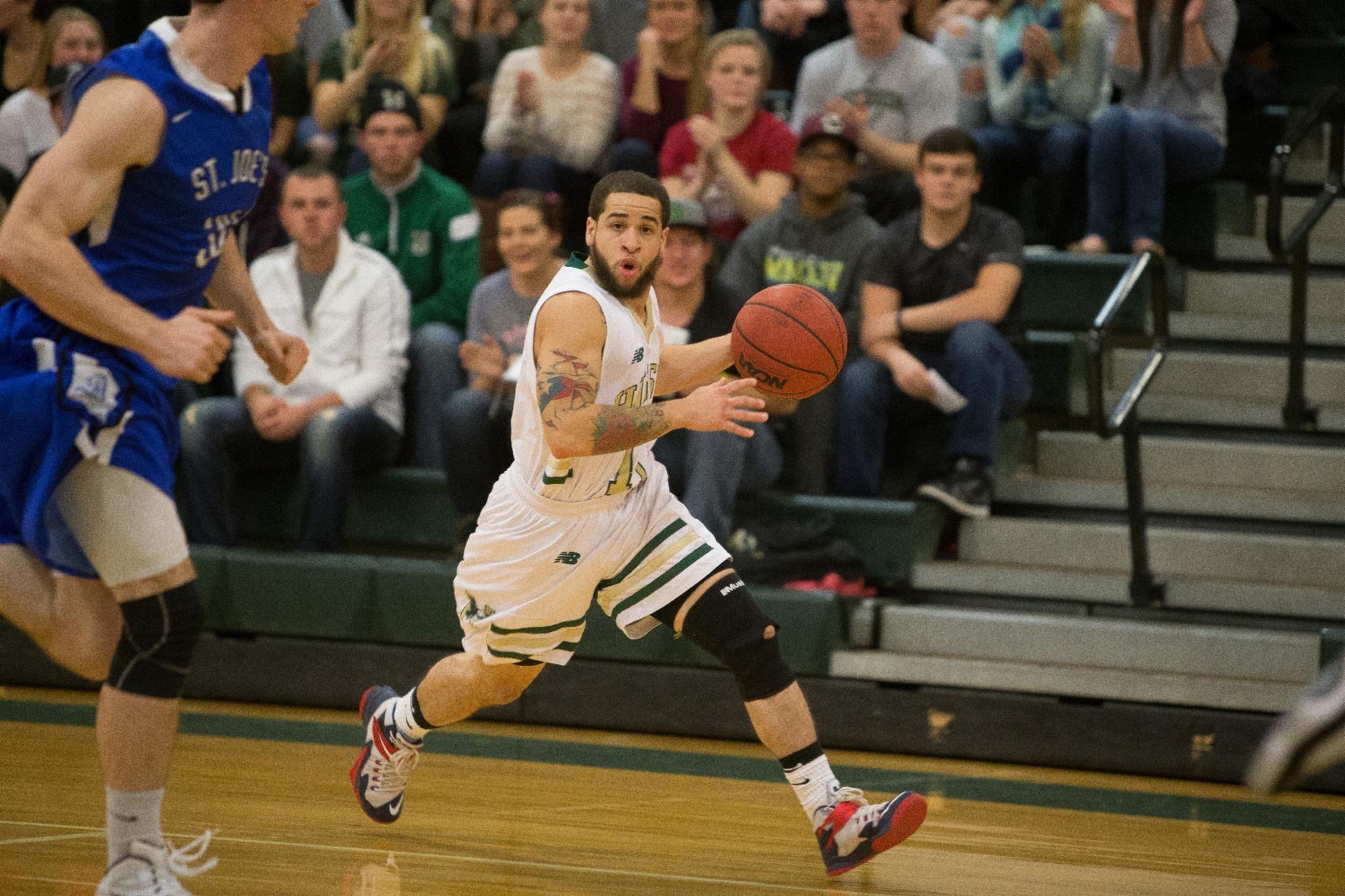 Husson Mens Basketball