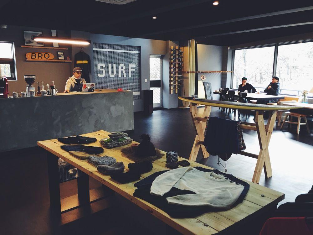 SurfCode, Korea