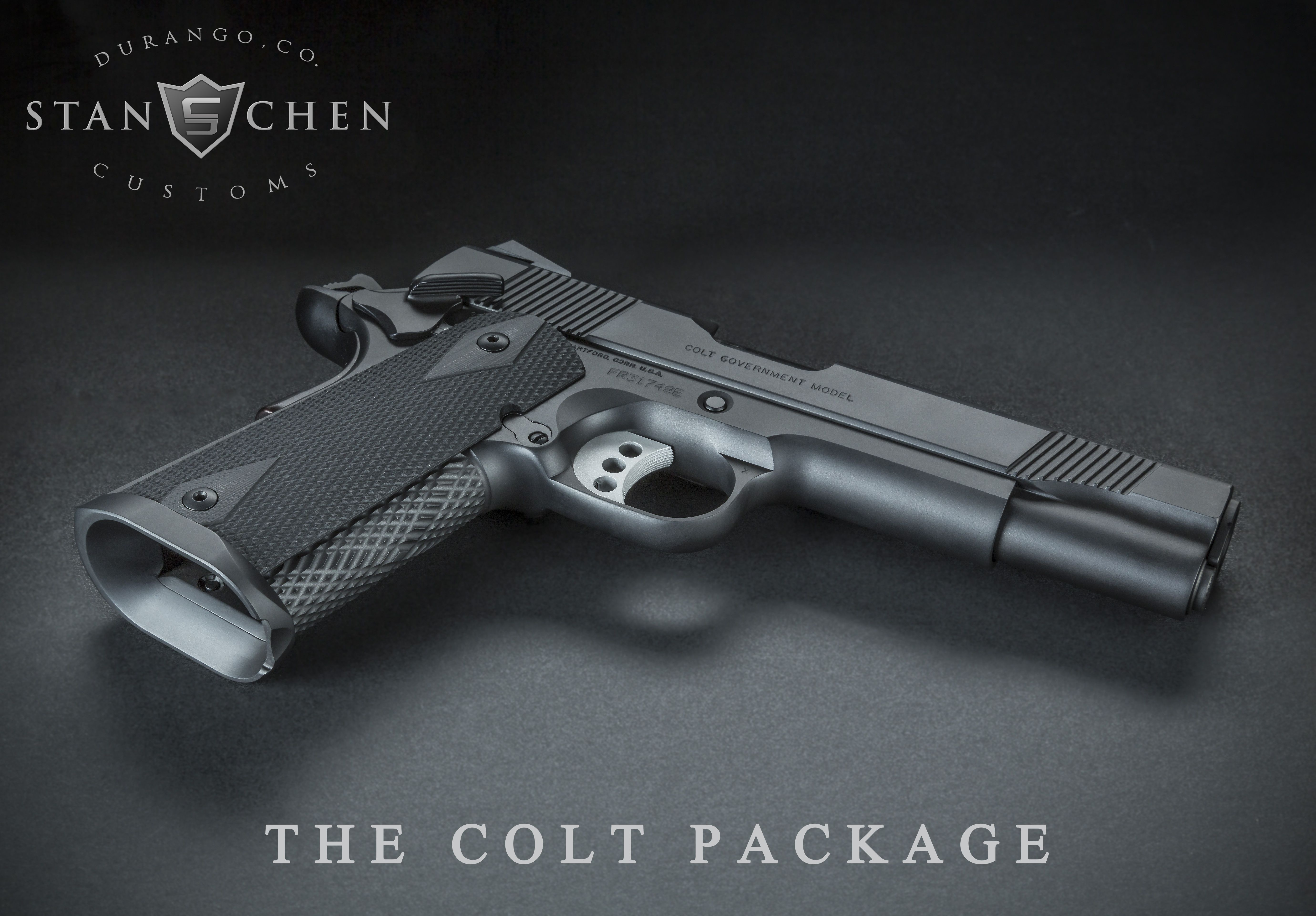 Stan Chen Customs Colt Package Stan Chen Custom Offers Custom