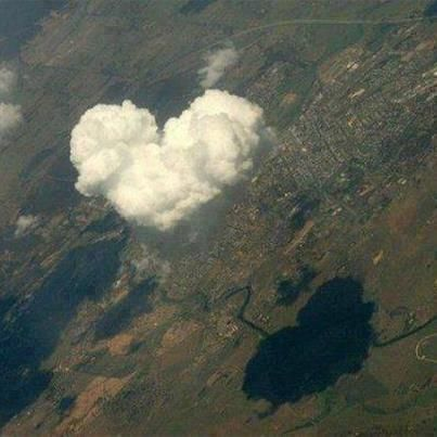 Heart cloud.....