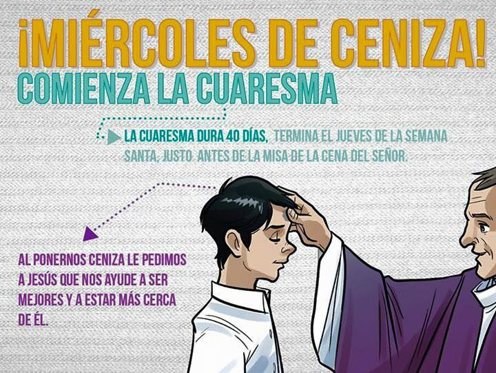 Miercoles De Ceniza - Miércoles de Ceniza   Universidad Anáhuac México