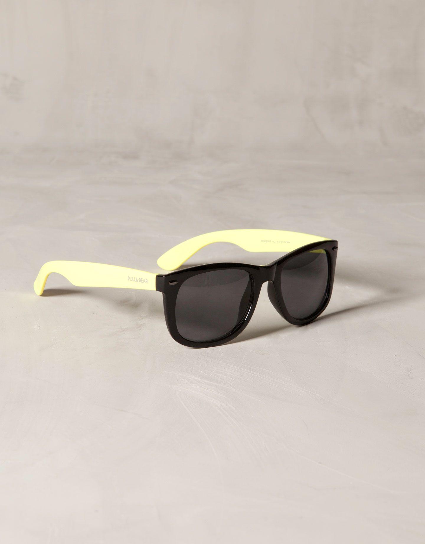 Pull Bear 40 Tl Mens Fashion Accessories Square Sunglass