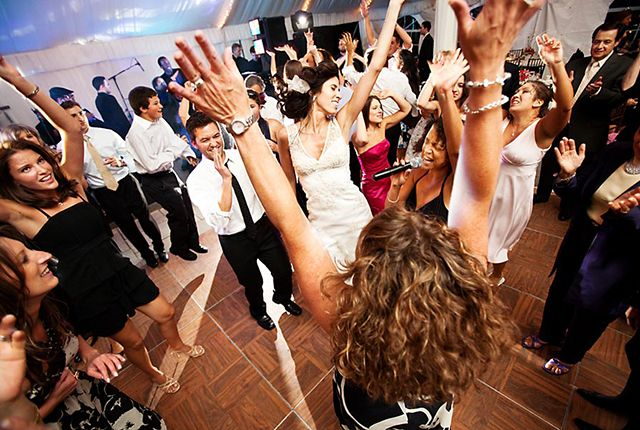10 Songs Your Guests Will Bust A Move To At Wedding
