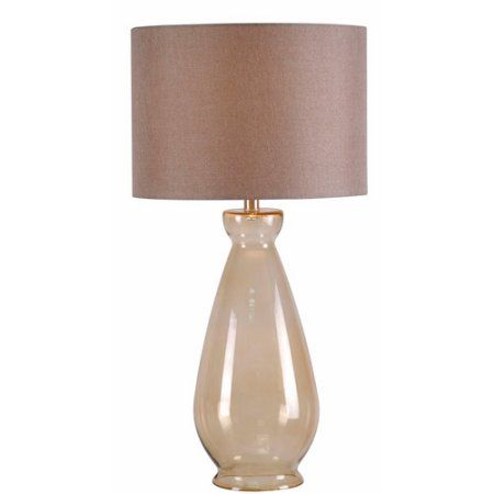 Home Table Lamp Drum Shade Table Lamp Base