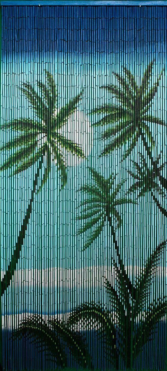 Bamboo Door Beads With Tropical Night Bamboo Curtains Bamboo Beaded Curtains Beaded Curtains