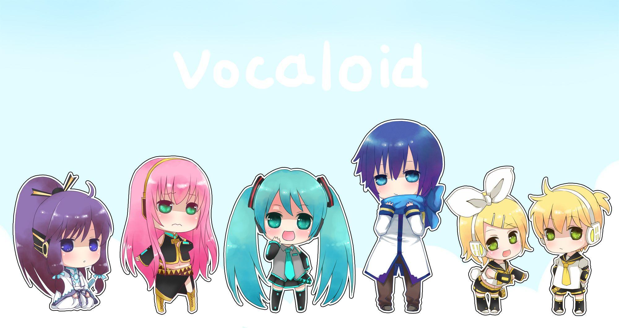 Chibi Vocaloid Chibi Wallpaper Chibi Anime Chibi Download wallpaper anime chibi