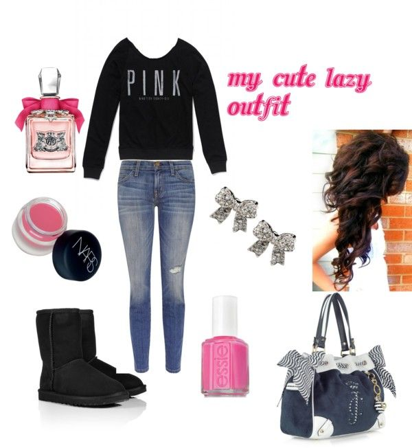 """""""My Cute Lazy Outfit!"""" by susan12370 on Polyvore 