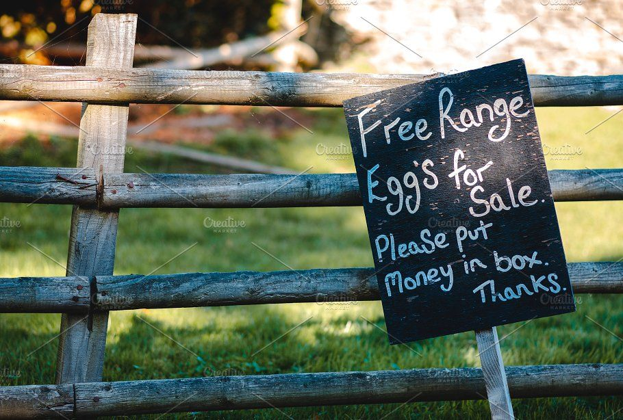 Free range eggs for sale sign eggs for sale for sale