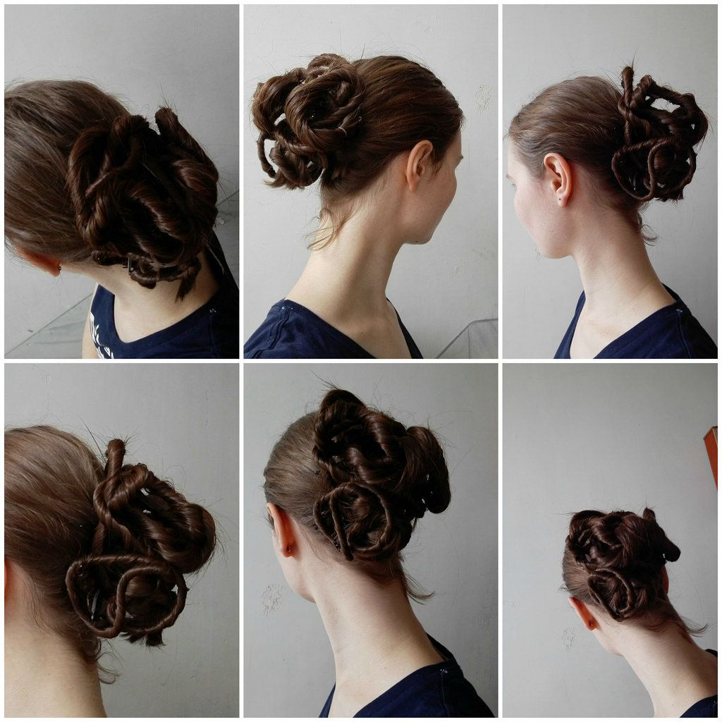 Padme Hairstyle | Hair styles, Star wars outfits, Padme costume diy