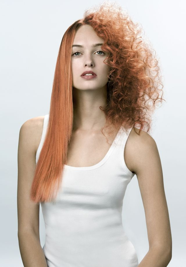 How to give yourself a straight perm perm curly and straightener hair cuts solutioingenieria Gallery