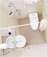 one piece toilet and shower combo fiberglass - Google ...