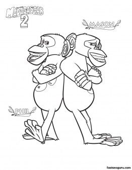 Chimpanzee Coloring Pages Free Coloring Pages Regarding Download