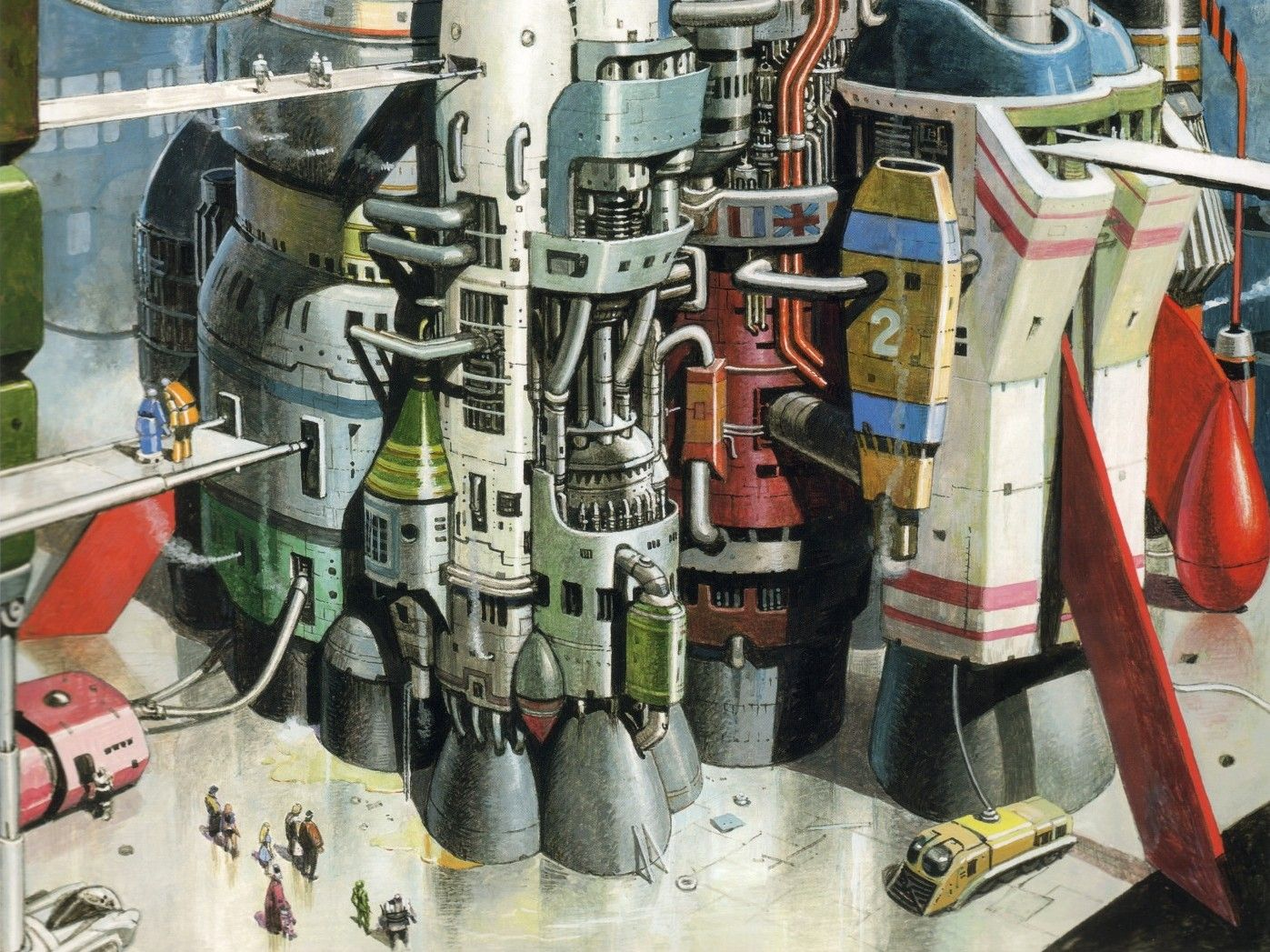 don lawrence - the von neumann machine 2