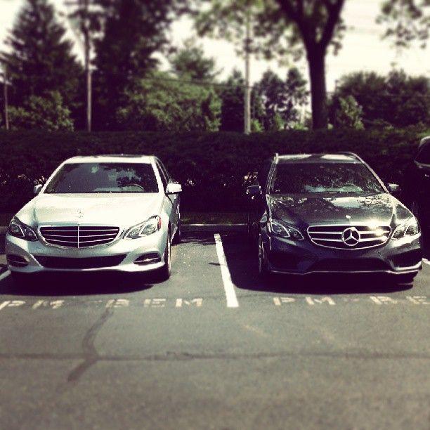 Sport vs Luxury. Pick a side. #new #EClass