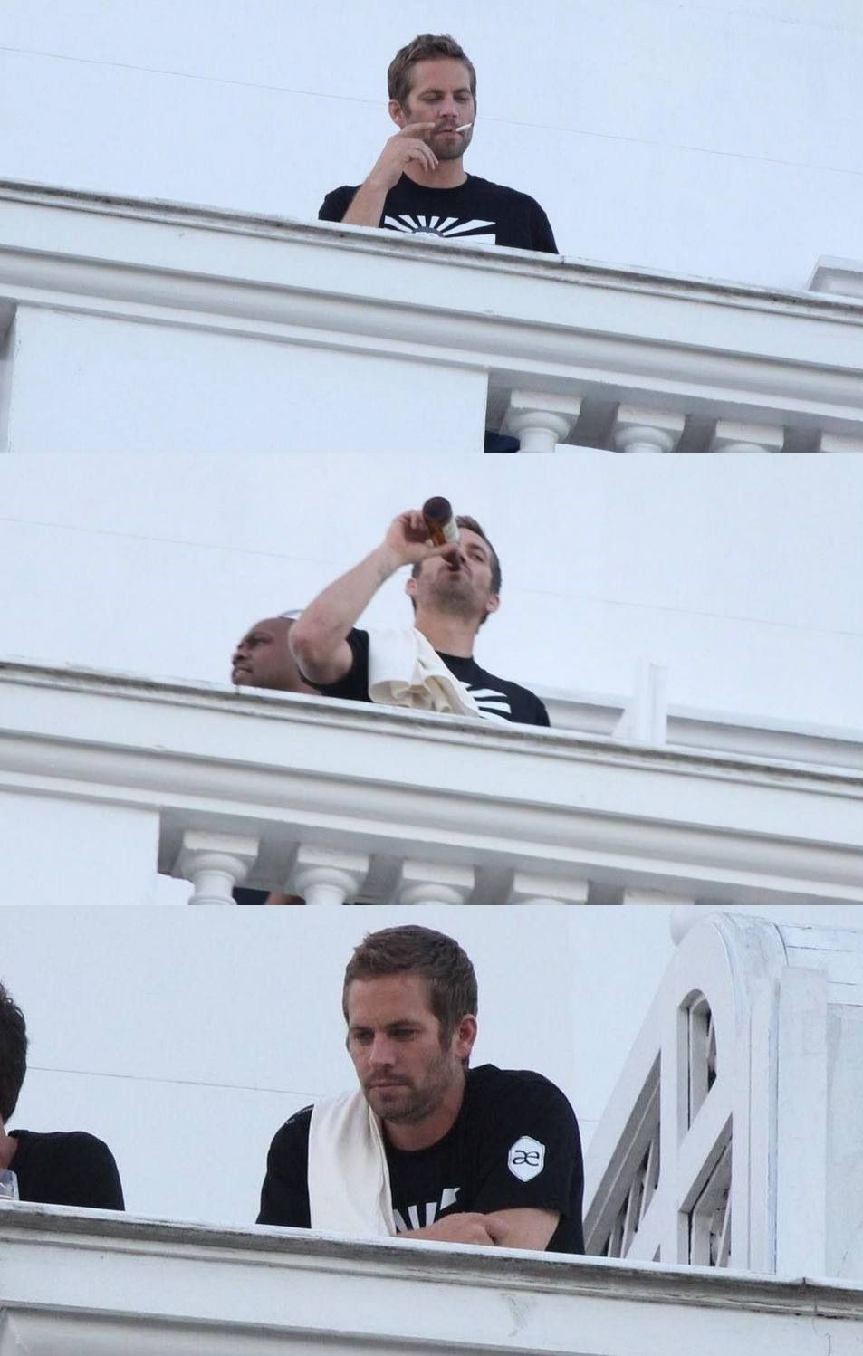 Paul Walker   hamming it up in front of paparazzi | Ραυℓ