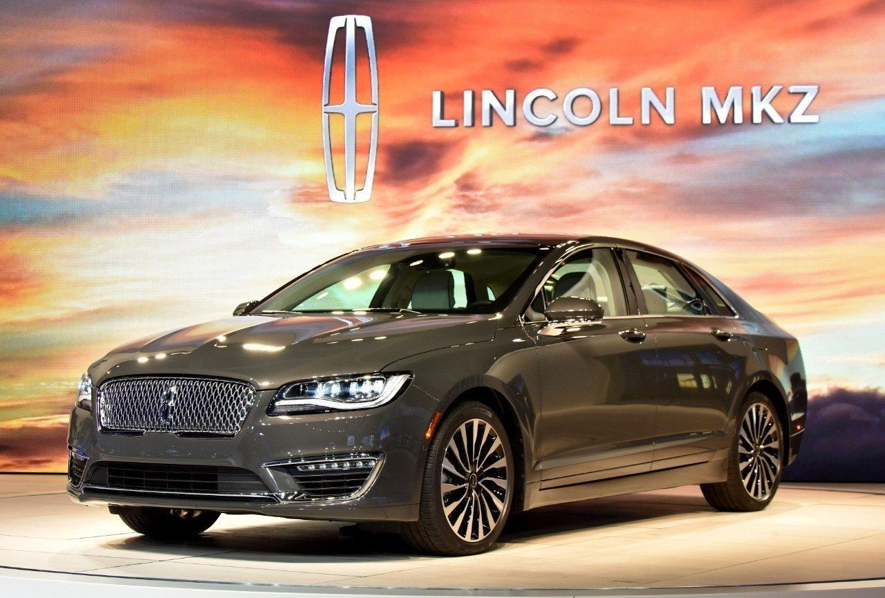 Spy Shots Lincoln Mkz Sedan Configurations