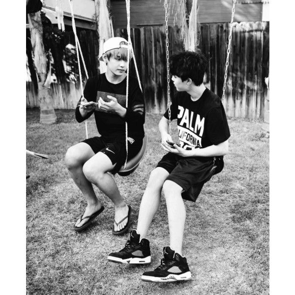 Fuck Yeah Bangtan Boys ❤ liked on Polyvore featuring bts