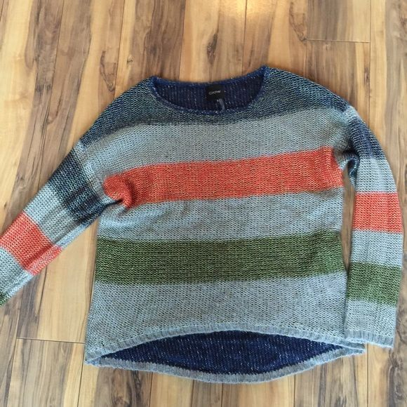 Great light sweater With a metallic shimmer Cliche Sweaters Crew & Scoop Necks