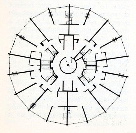 les choux de creteil - Paris by Gerard Grandval (1975 - Dessiner Un Plan De Maison