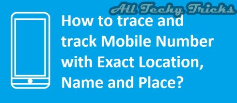 can i trace a mobile phone