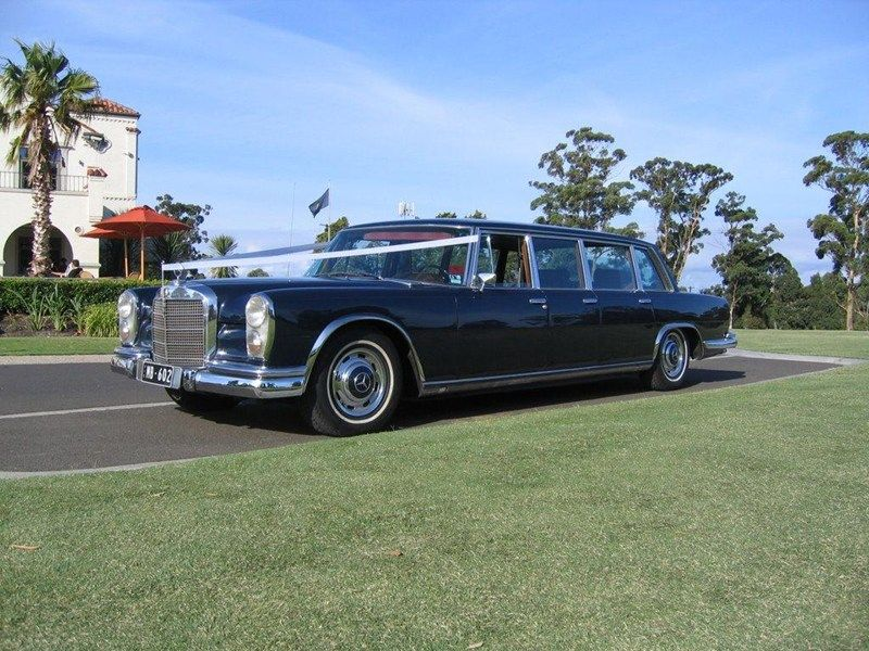1969 MERCEDES-BENZ 600 PULLMAN for sale | Trade Unique Cars ...