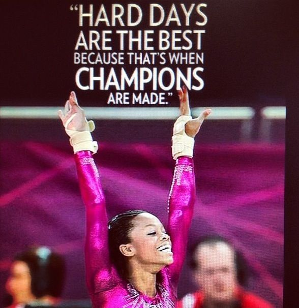 Happy 18th Birthday Gabby Douglas! We Hope The New Year