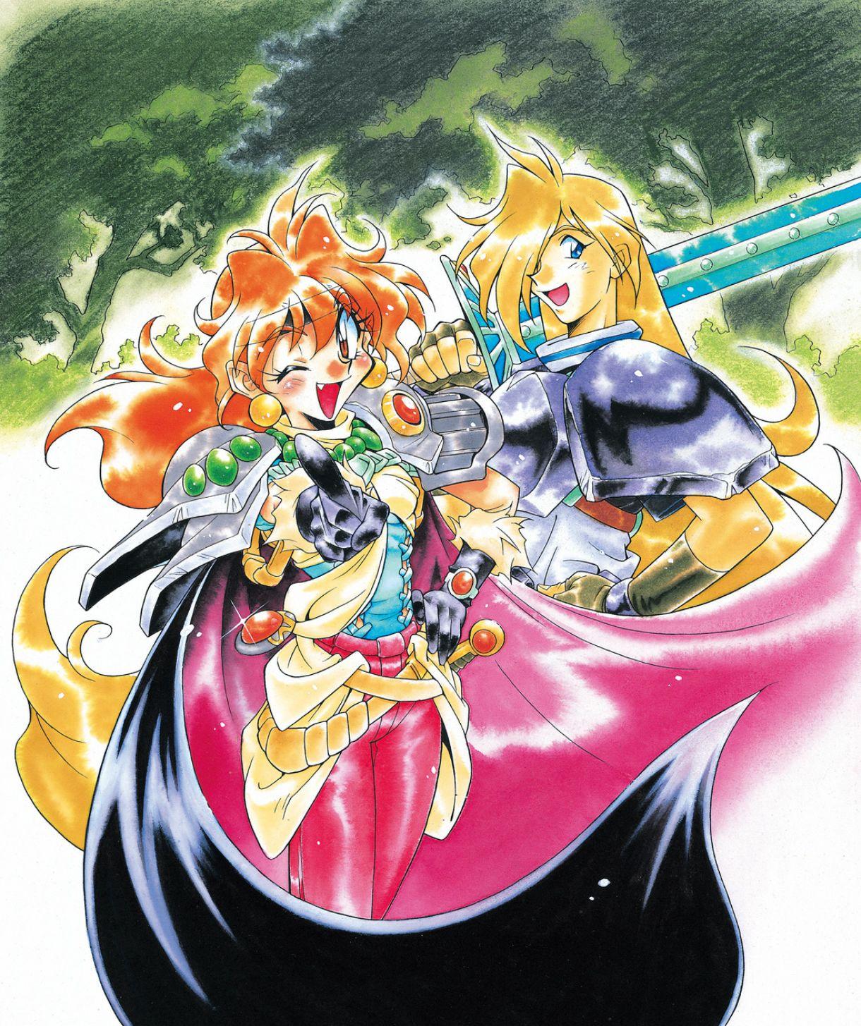 Slayers Slayer anime, 90s anime, Anime characters