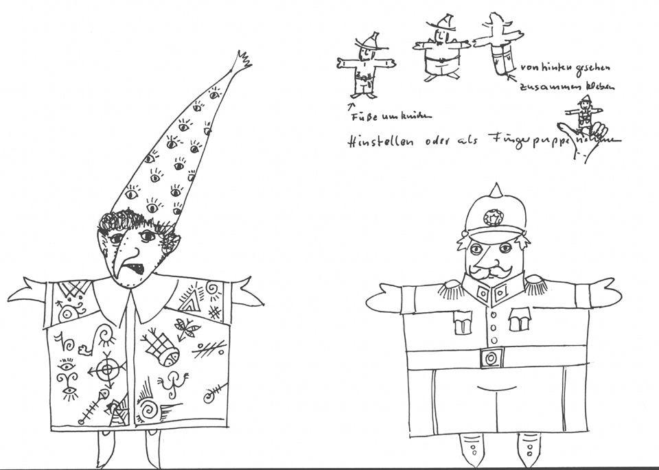Bildergebnis für zwackelmann malvorlage   Puppencharakter ...