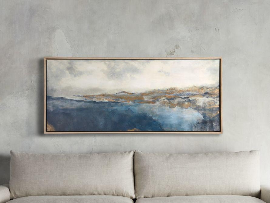 Lac Bleu Framed Print In 2021 Canvas Wall Art Wall Art Canvas Prints Unique Wall Art