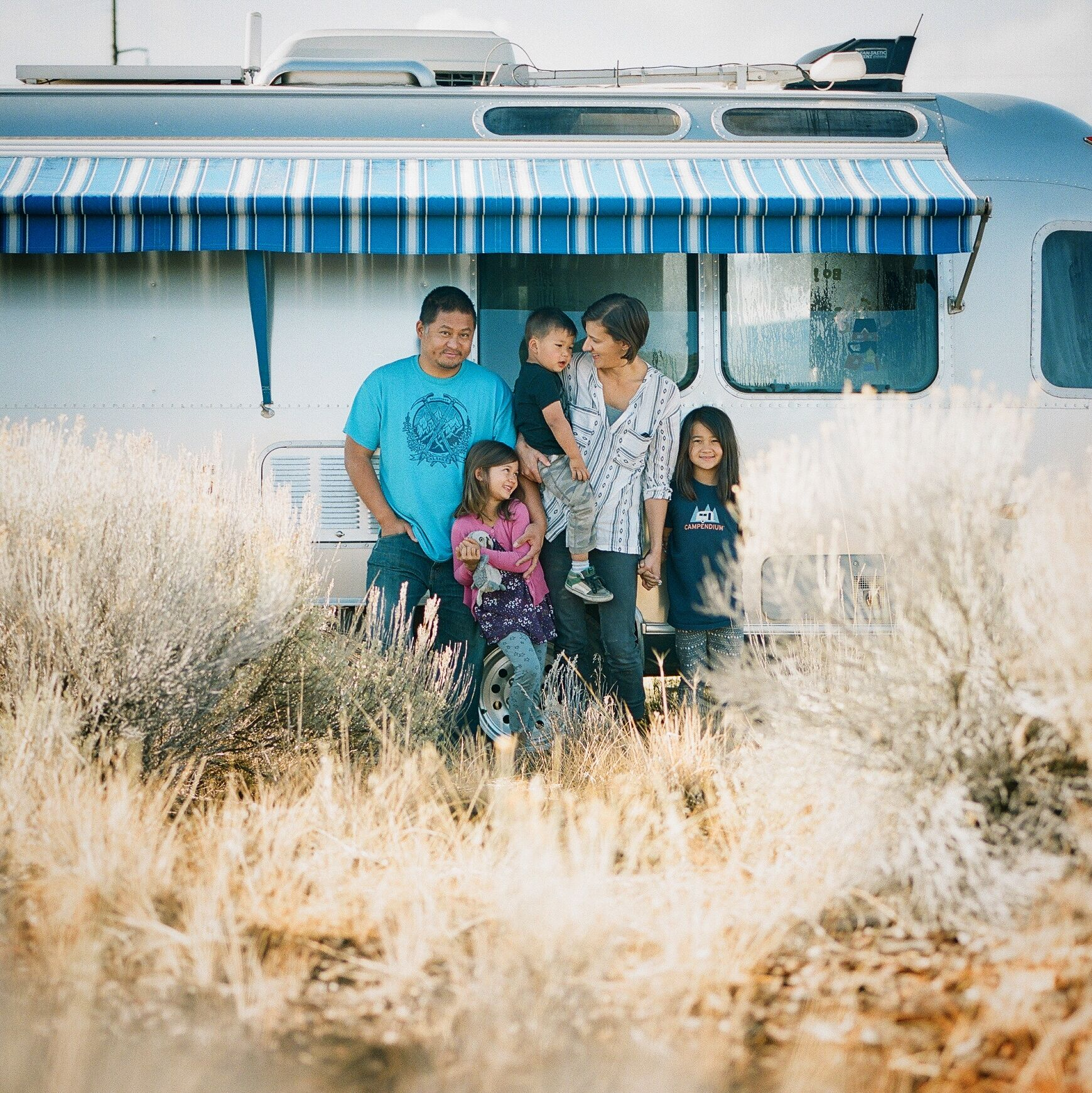 We didn't start traveling until AFTER we had kids. And what started as an extended RV trip with one kid... turned into 12 years on the road fulltime with three kids and a cat in tow. We share our story here.                                       (Photo by Catherine Abegg) #airstream #camper #camping #boondocking #rv #travel #kids #vanlife #fwc #castita #livesmall #tinyhouse #fulltime #family #europe #mexico #alaska #diversity