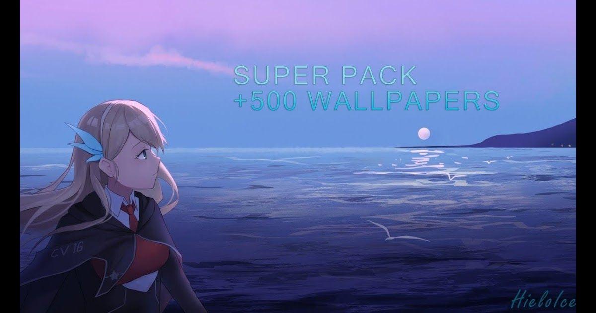 15 1080p Anime Wallpaper Pack Di 2020 Dengan Gambar