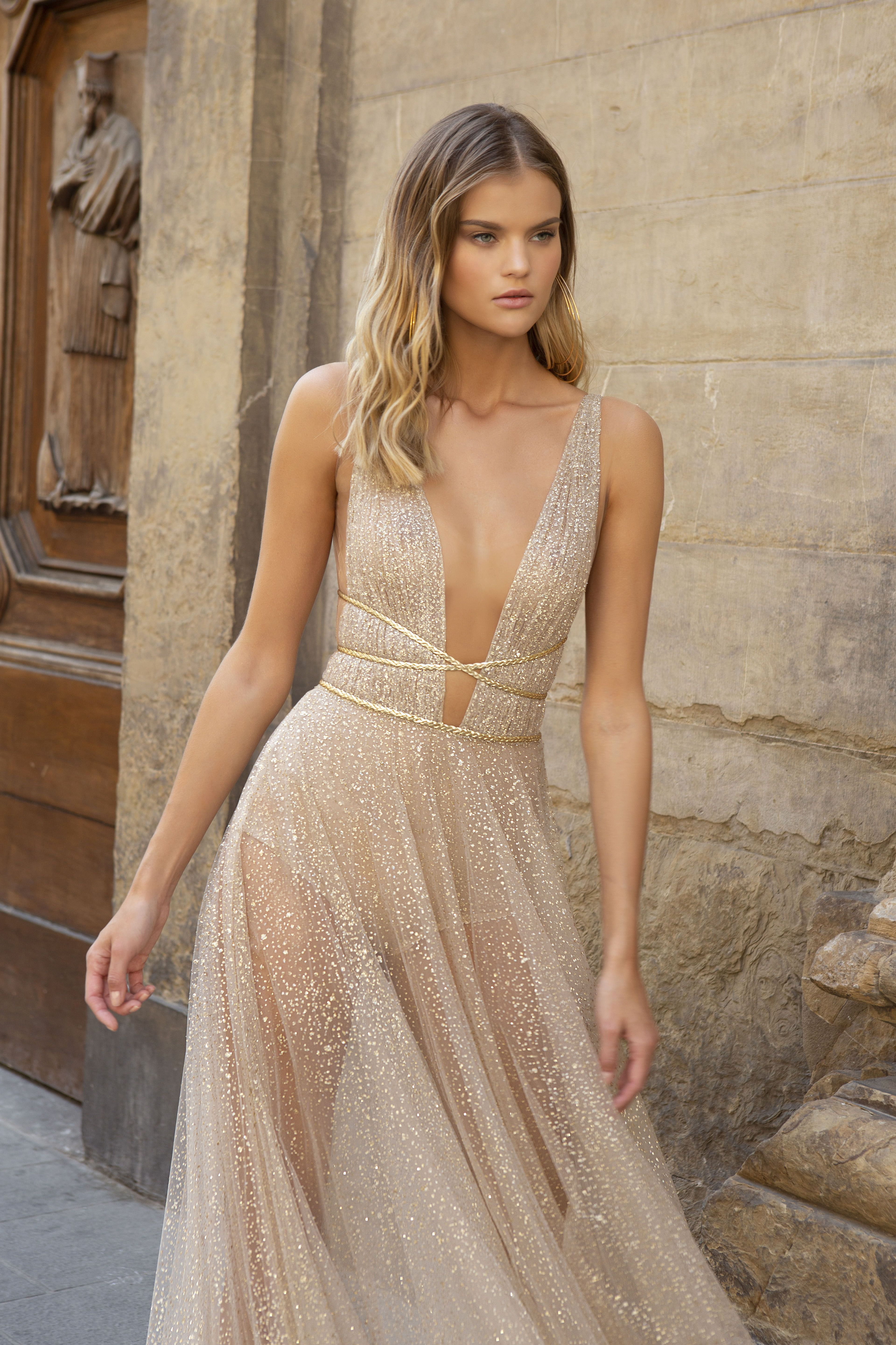 BERTA EVENING FLORENCE 2020 Berta dress, Fancy dresses