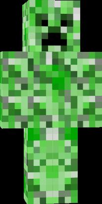 Creeper Skin Nova Skin Minecraft Skins Creepers Plastic Bottle Flowers