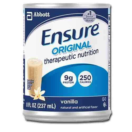 Ensure Therapeutic nutrition Vanilla, 50460 cs/24 8 oz. cans by Abbott