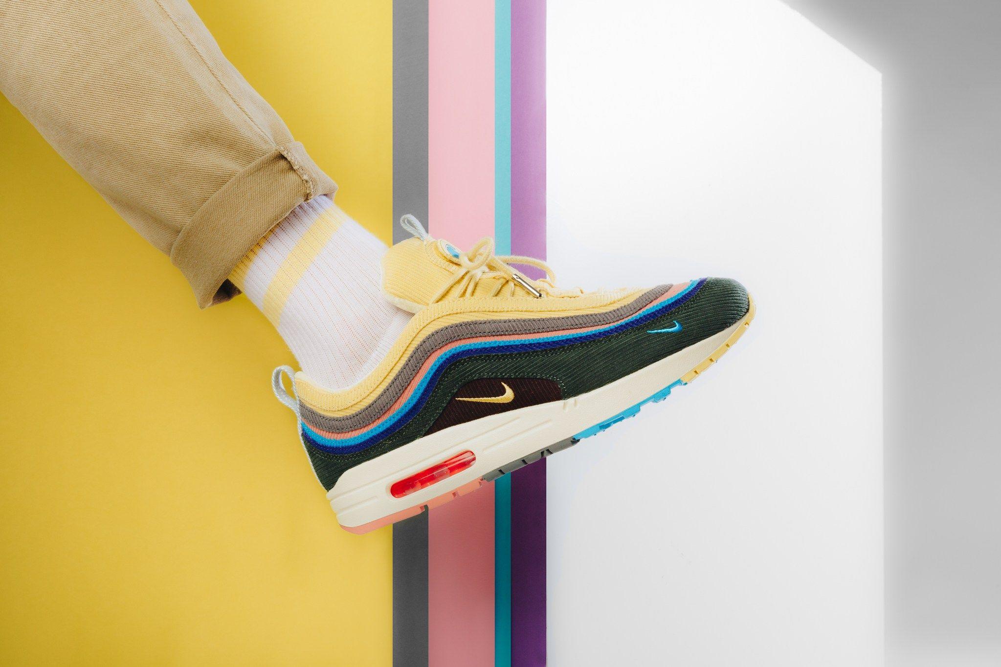 best cheap 4fd55 68fa8 On-Foot  Nike Air Max 97 1 SW - EU Kicks  Sneaker Magazine