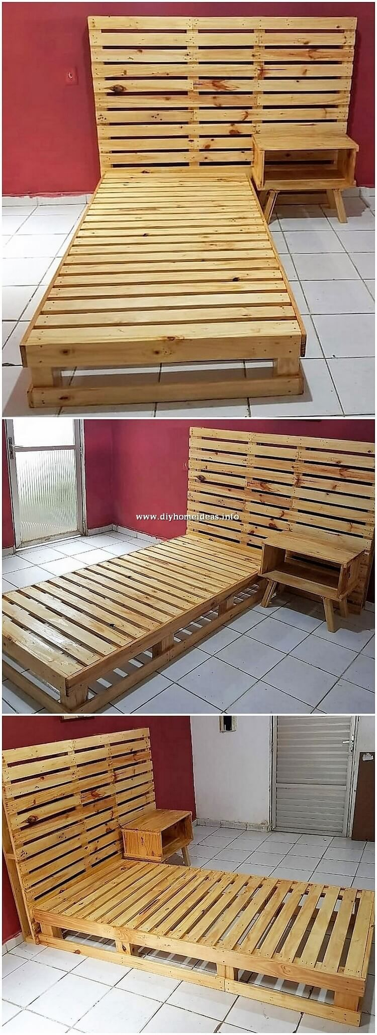 Photo of Pretty Pallet Wood Projects You Can Make! – DIY Home Ideas