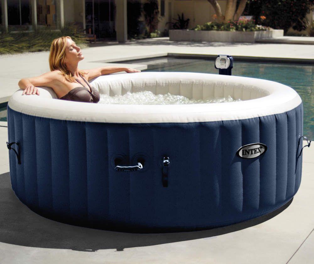Intex Purespa Plus Bubble Inflatable Hot Tub Big Lots Jacuzzi Outdoor Jacuzzi Hot Tub Portable Hot Tub