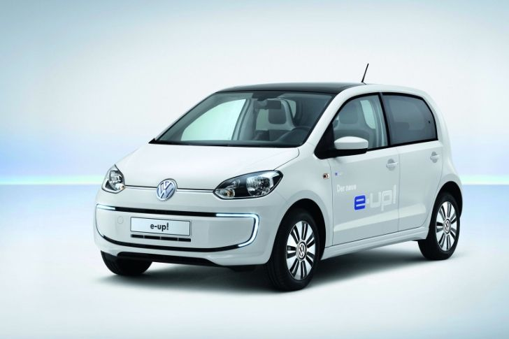 Volkswagen Announced All Electric Volkswagen E Up Price City