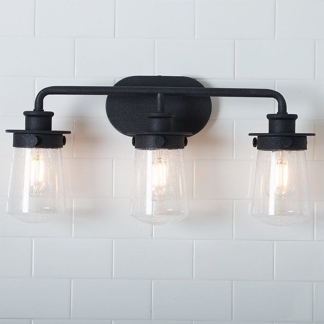 Soft Dome Vanity Light - 3 Light