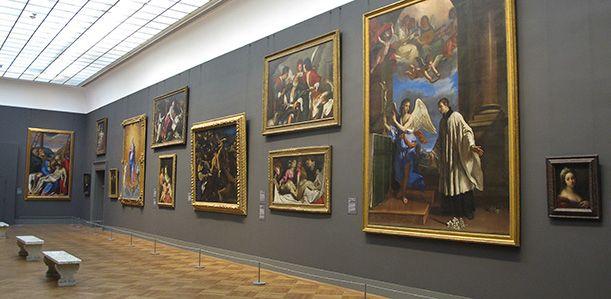 European Paintings Gallery 601