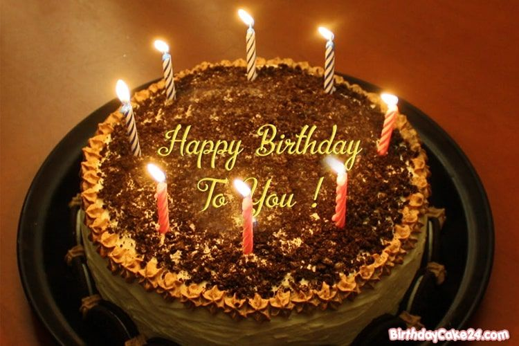 Miraculous Birthday Cake With Candles With Name Generator Birthday Cake Personalised Birthday Cards Veneteletsinfo