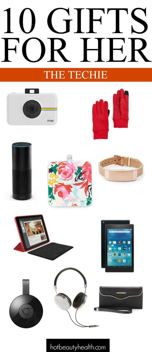 Holiday Gifts: 10 Stylishly-Chic Tech Gadgets | The Ultimate Holiday ...