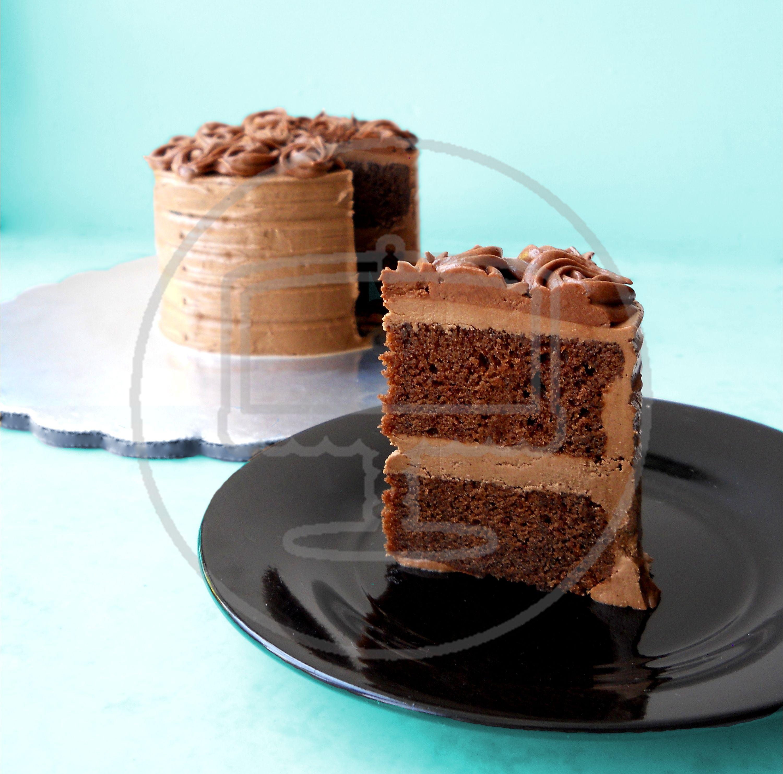 Pastel Doble Chocolate: Doble chocolate, doble sabor... Pastel de ...