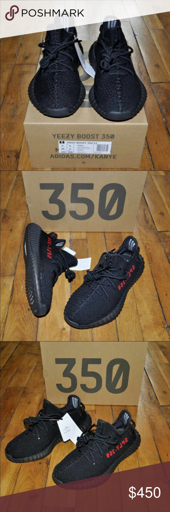yeezy bred size 6 adidas originals Yeezy Boost 350 V2 CP9652 accepting  offers Yeezy Shoes Sneakers 8424400ee