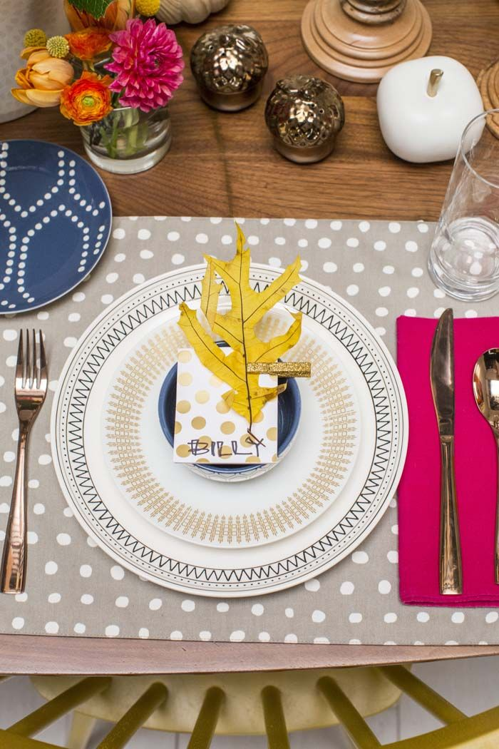 Target Table Setting Emily Henderson Mid Century Modern Dining