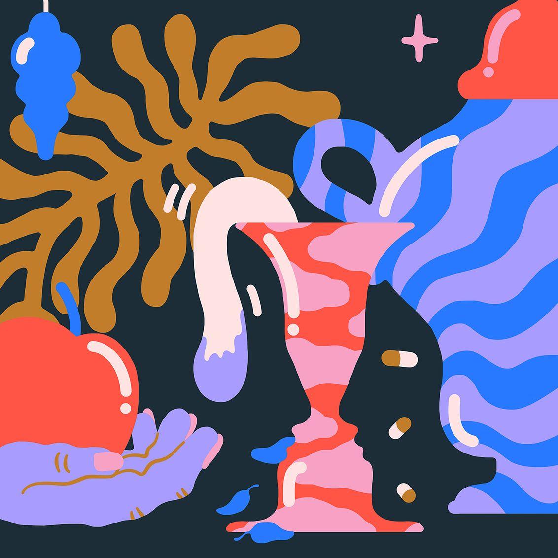 Sara Andreasson Illustration Art Illustration Graphic Design