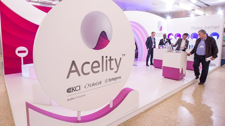 Acelity Announces Debt Reduction with Proceeds from Sale of - credit agreement