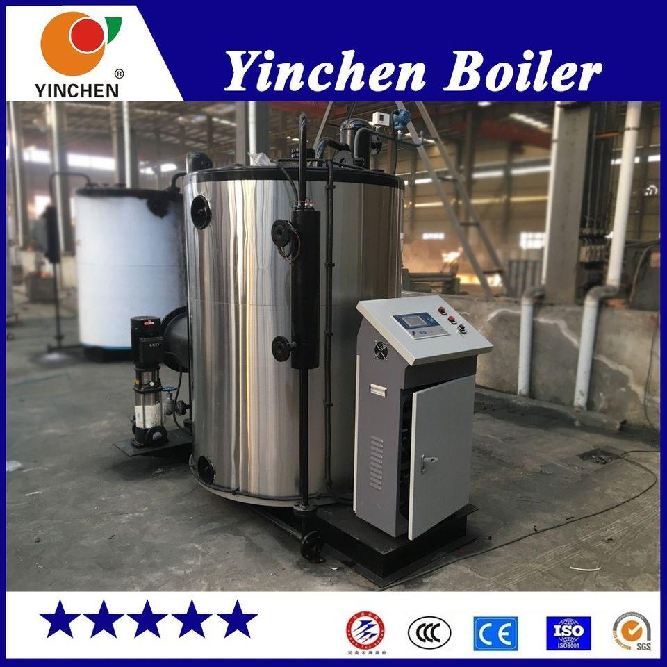Factory Direct Sales 500Kg/Hr Verticle Steam Boiler For Industrial ...